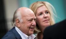 Médias: accusé de harcèlement sexuel, départ du patron de Fox News démissionne