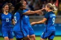 JO-2016: le foot féminin a donné le coup d'envoi
