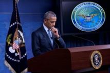 Obama promet de détruire l'EI et déplore l'action de Poutine en Syrie