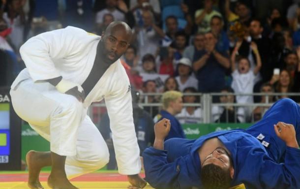 JO-2016/Judo: Riner qualifié en quarts sans forcer