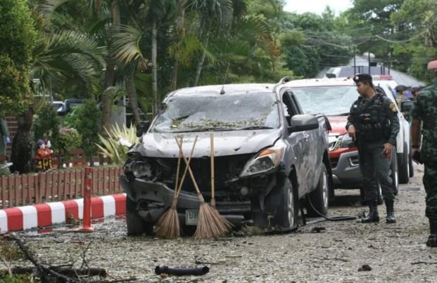 Thaïlande: attentat meurtrier à l'ambulance piégée dans le sud rebelle