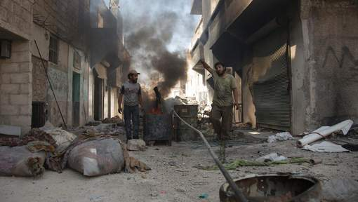 Des bombes et des morts en Syrie avant l'entrée en vigueur de la trêve