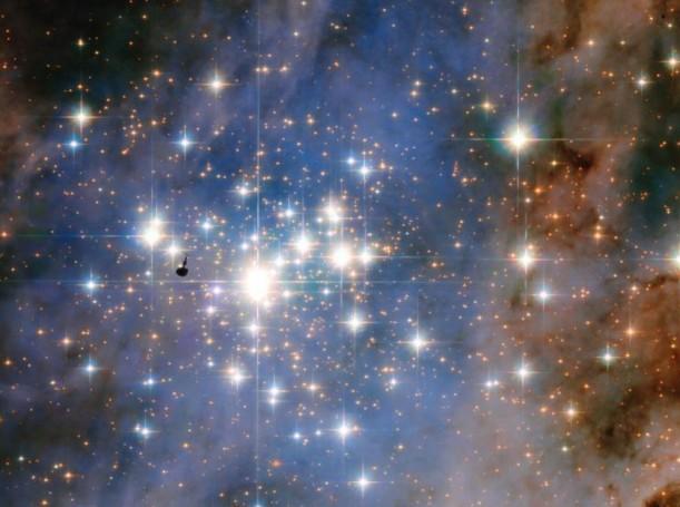 Plus d'un milliard d'étoiles de la Voie lactée localisées, une première (Agence spatiale européenne)