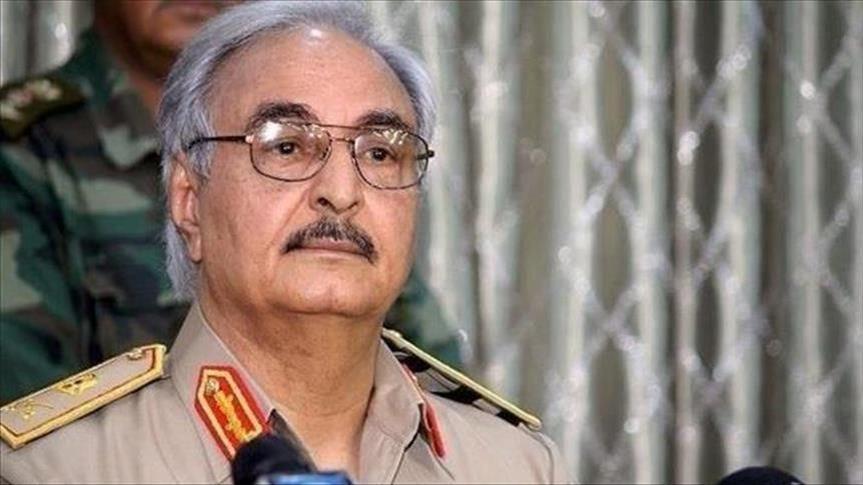 L'Egypte soutient la prise des ports pétroliers libyens par les forces de Haftar
