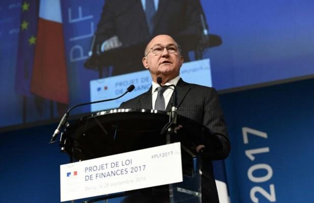 """Budget 2017: Bercy en défend le """"sérieux"""" à 7 mois de la présidentielle"""