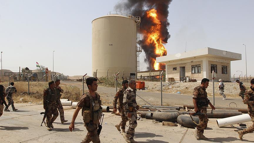 Irak : Les forces de sécurité prennent le contrôle de 5 zones attaquées par Daech à Kirkouk