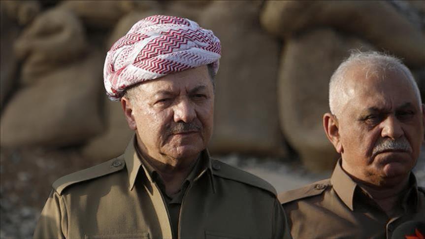 Barzani : Les Forces des Peshmergas n'accèderont pas à Mossoul