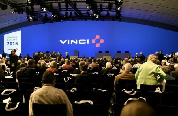 Vinci: le parquet financier va enquêter sur l'affaire du faux communiqué