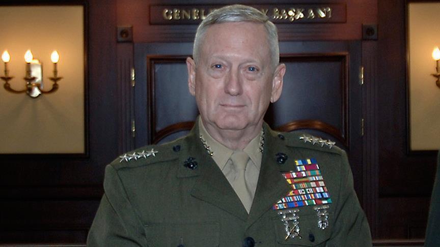 Trump nomme le général James Mattis Secrétaire à la Défense