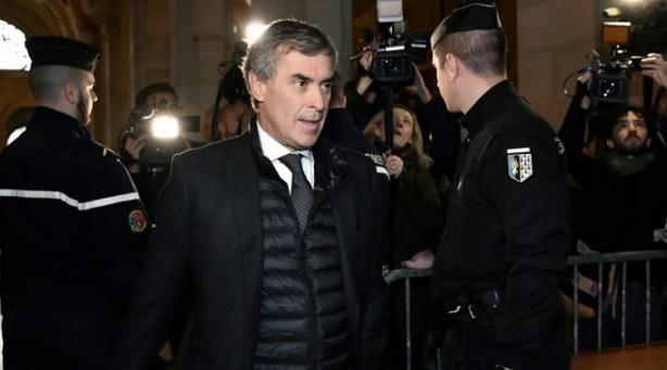 Jérôme Cahuzac condamné à trois ans de prison ferme