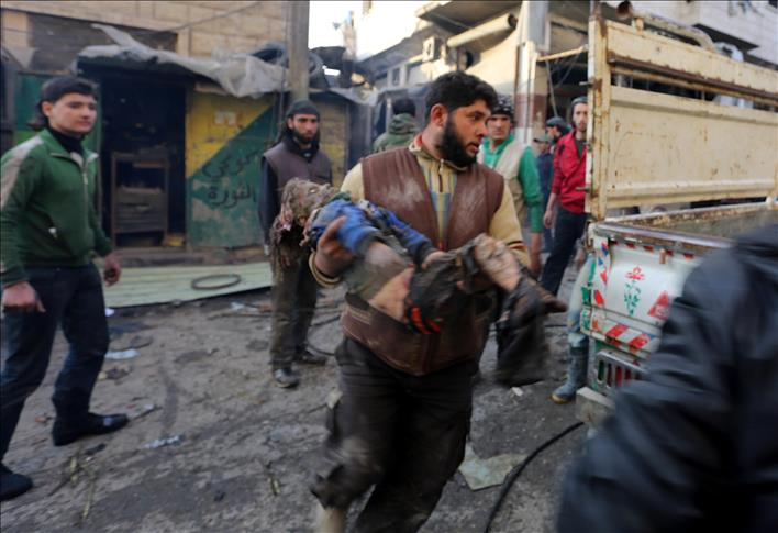 """""""A Alep, les corps des enfants sont en cendres"""""""