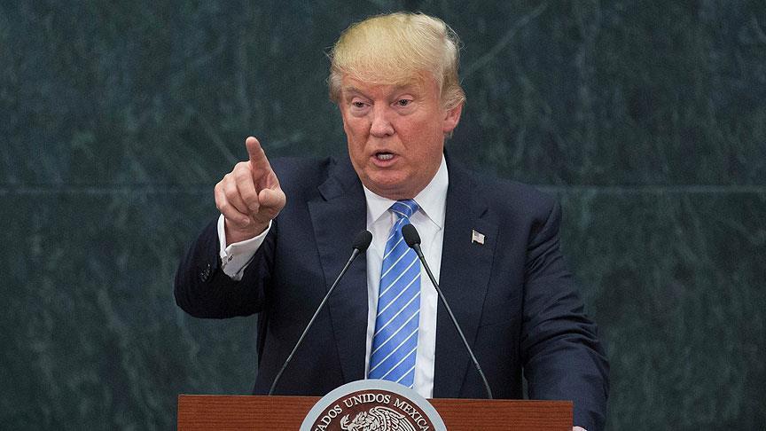 Trump : Nous établirons des zones sécurisées en Syrie