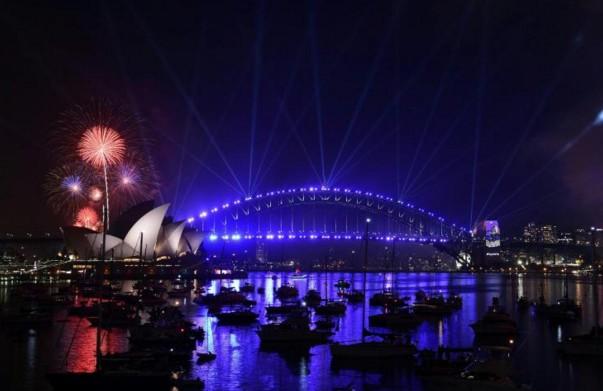 Le monde se prépare à fêter 2017 sous très haute sécurité