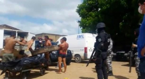 Brésil: nouveau massacre dans une prison, 31 morts