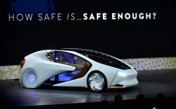 La voiture du futur veut faire bien plus que conduire toute seule