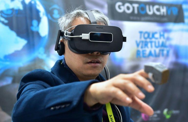 CES: la réalité virtuelle cherche encore sa voie vers le marché de masse