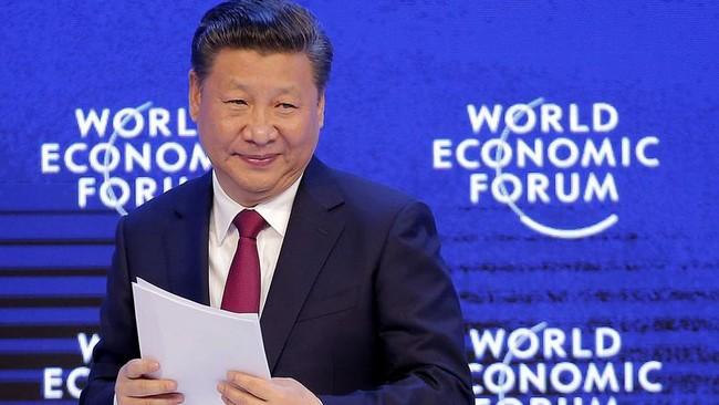 Xi à Davos : un maître des métaphores