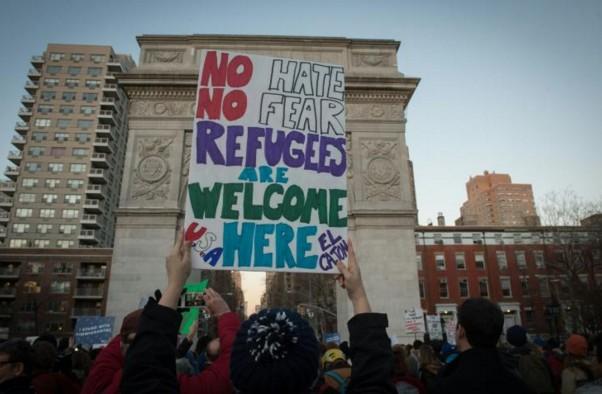 Trump veut geler l'entrée de ressortissants de pays musulmans