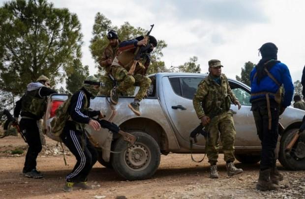 Syrie: l'EI complètement assiégé dans son fief d'Al-Bab
