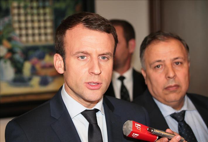 France/ Présidentielle: Macron met en garde contre une ingérence russe