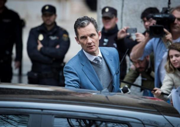 Espagne: le beau-frère du roi échappe à l'incarcération immédiate