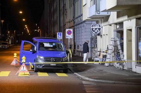 Suisse : une fusillade dans un café à Bâle fait deux morts et un blessé grave