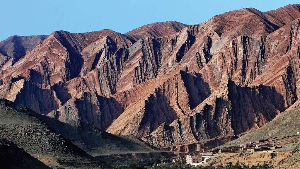 Un Marocain parmi une équipe de scientifiques ayant dévoilé une nouvelle ère géologique dans l'Anti-Atlas