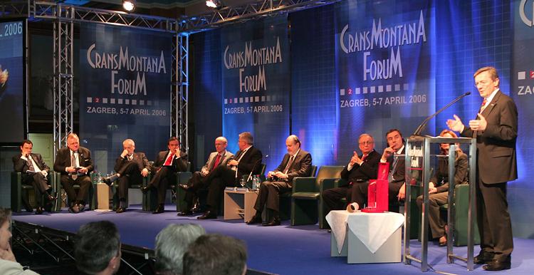 Ouverture à Dakhla du Forum Crans Montana avec la participation de plus de 150 pays