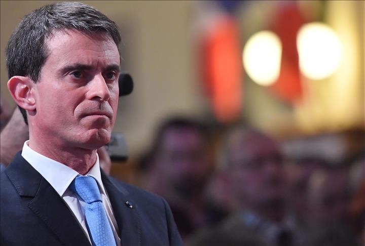 France- Manuel Valls votera pour Emmanuel Macron