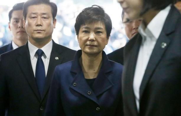 Corée du Sud: l'ex-présidente sous la menace d'une arrestation