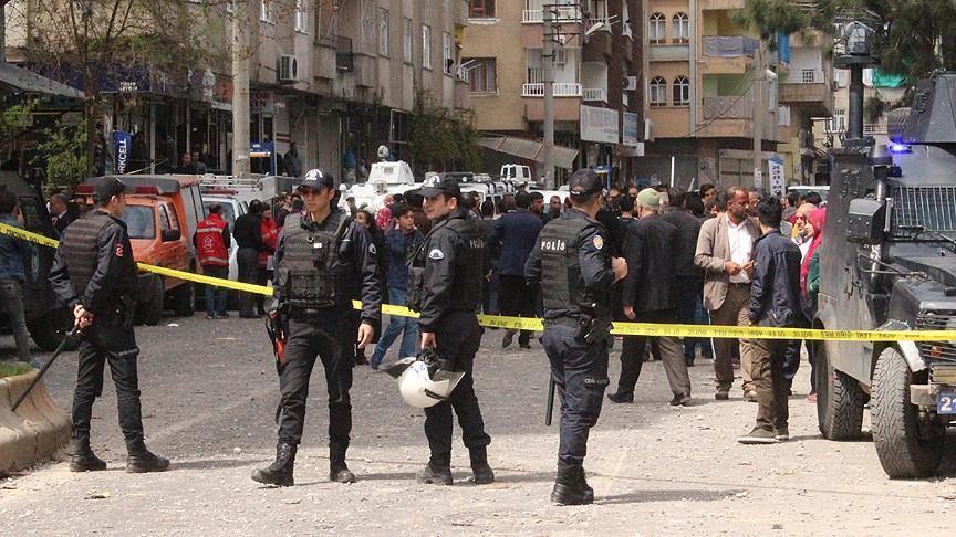 Attentat de Diyarbakir: 5 suspects directs placés en garde à vue