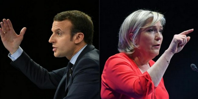 France/présidentielle: un piratage massif touche la campagne Macron