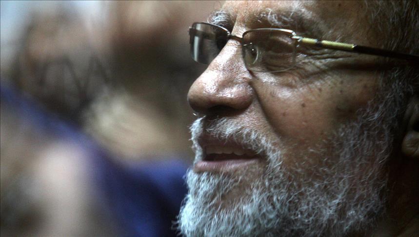 Egypte : Le Guide suprême des Frères Musulmans condamné à 25 ans de prison