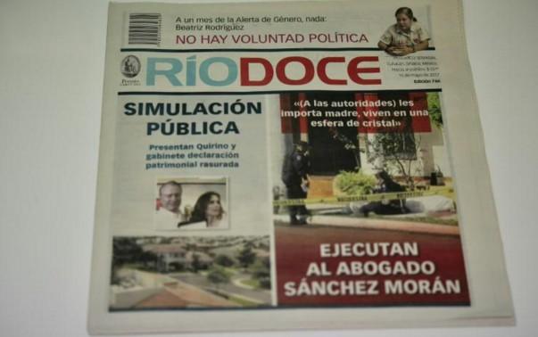 Mexique: l'hebdomadaire Riodoce de Valdez, référence sur le narcotrafic
