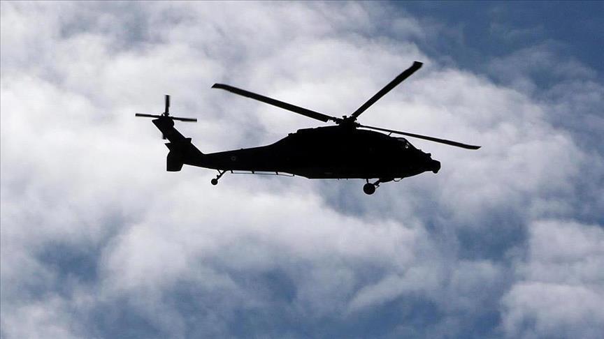 Algérie: Trois officiers tués dans le crash d'un hélicoptère militaire