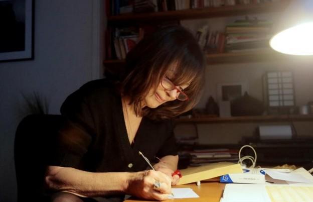 L'écrivaine grecque Ersi Sotiropoulos