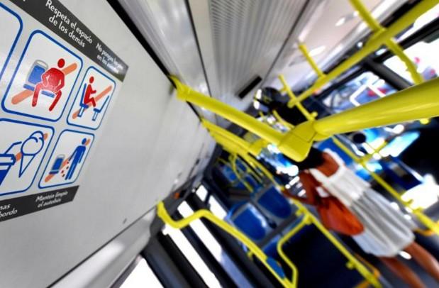 A Madrid les hommes ne devront plus écarter les jambes dans le bus