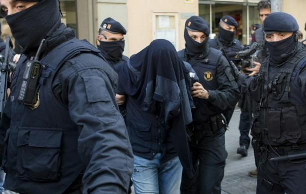 Arrestation en Europe de six jihadistes présumés
