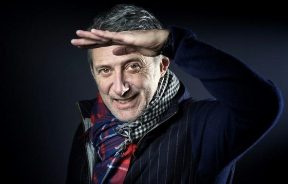 "Antoine de Caunes rapplique sur France Inter avec ""Pop Pop Pop"""