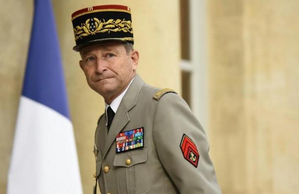 En conflit avec Macron, le chef d'état-major des armées démissionne