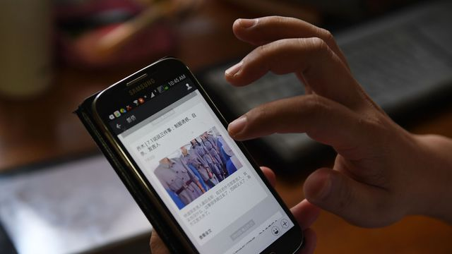 En Chine, les blogueurs narguent la censure grâce aux applis