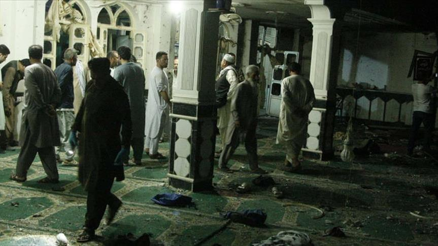 Attaque contre une mosquée chiite en Afghanistan : 29 morts