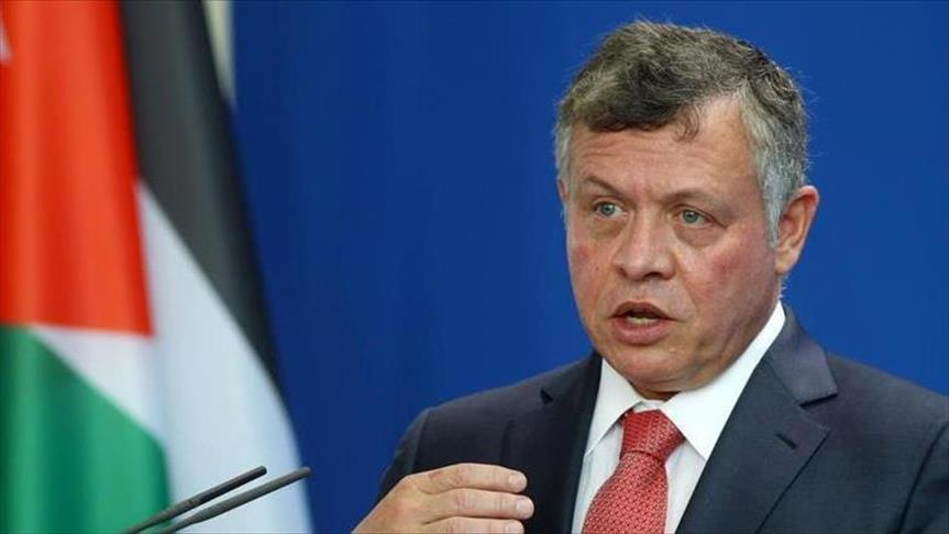 Le roi jordanien appelle Israël à garantir les procédures juridiques nécessaires