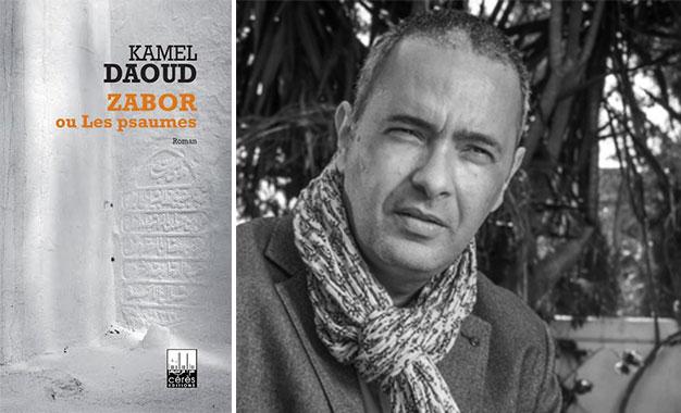 «Zabor ou Les psaumes», nouveau roman de l'Algérien Kamel Daoud dans une édition tunisienne