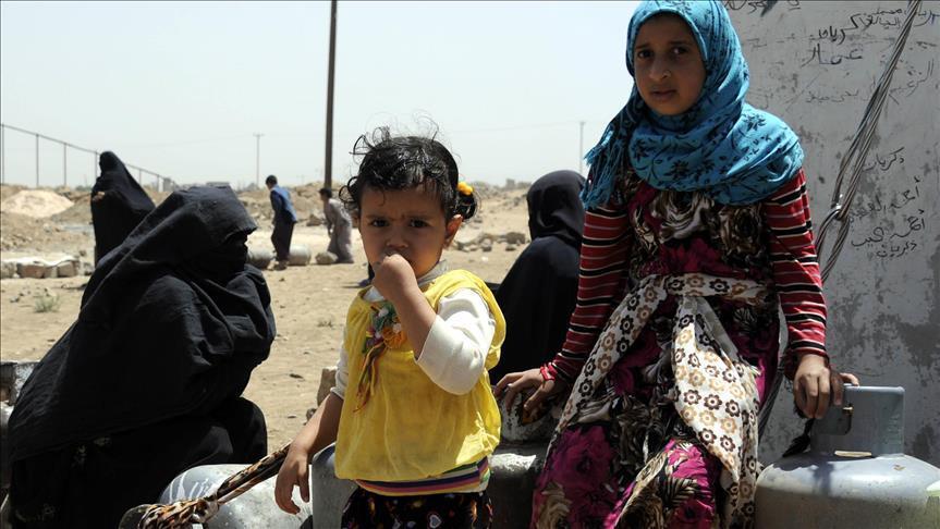 Yemen, Somalie, Nigéria et Soudan du Sud, en attente d'une aide humanitaire d'urgence