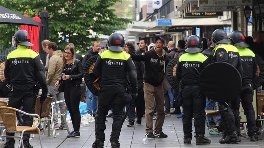 Prise d'otages dans un complexe médiatique : L'assaillant arrêté par la police néerlandaise