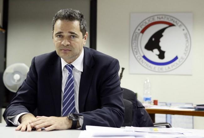 """France-L'ex-patron des """"stups"""" mis en examen pour trafic de drogue"""