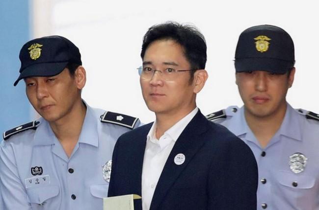 L'héritier de l'empire Samsung fait appel de sa condamnation