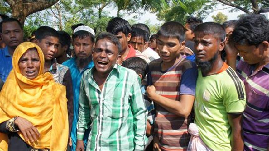 ONU : 270 mille musulmans Rohingyas ont fui Arakan vers le Bangladesh