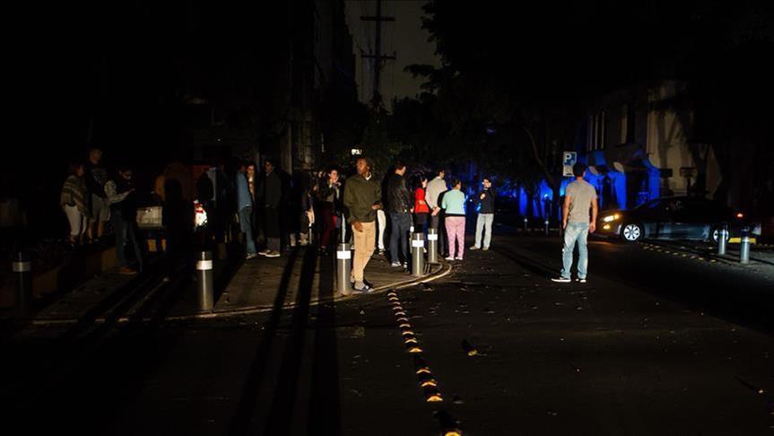 Mexique: Le bilan du séisme s'aggrave à 58 morts